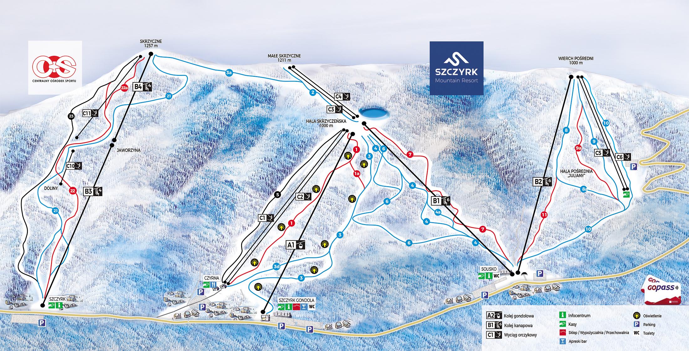 Narty Pl Szczyrk Mountain Resort