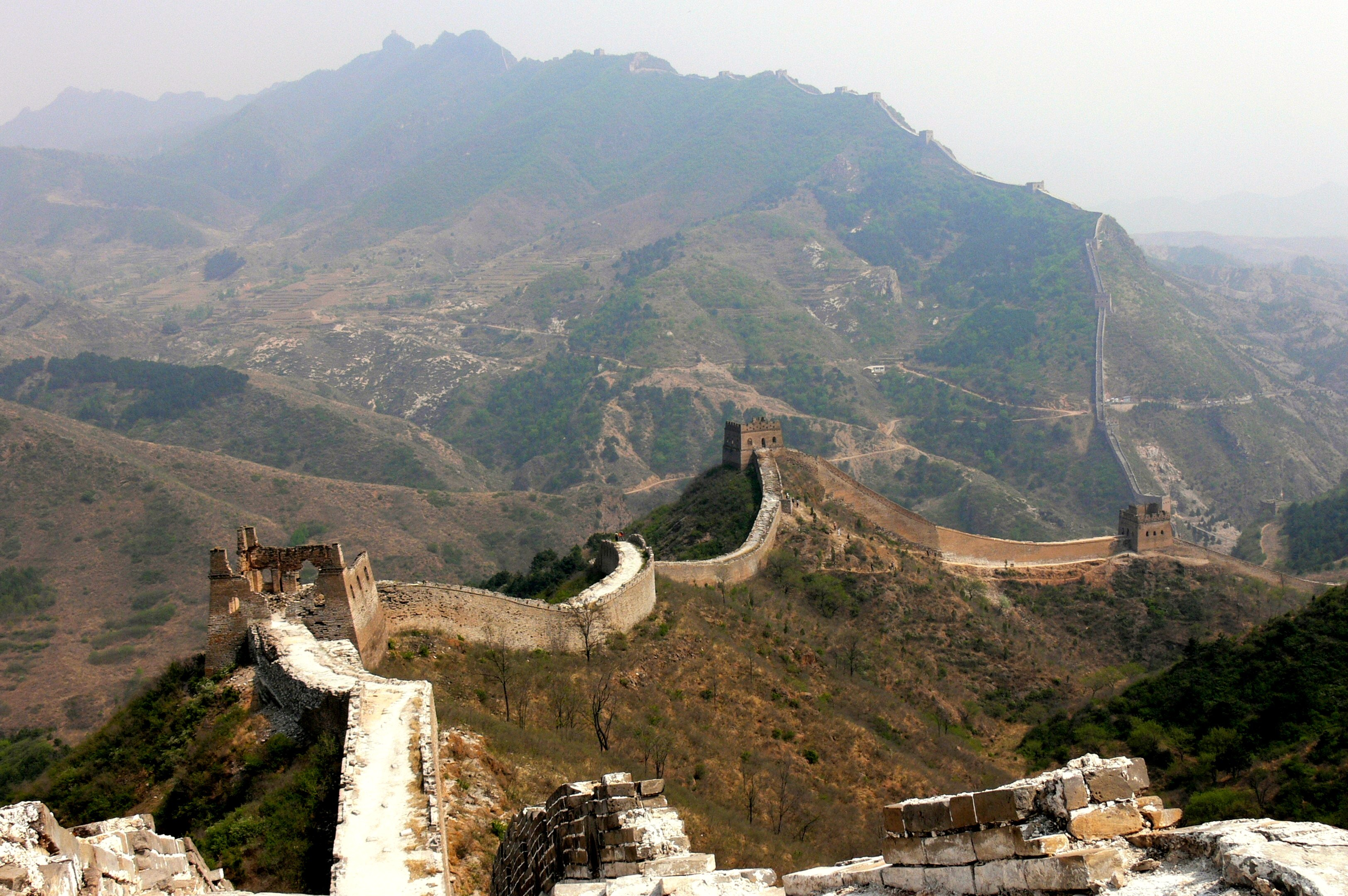 3 Great Wall