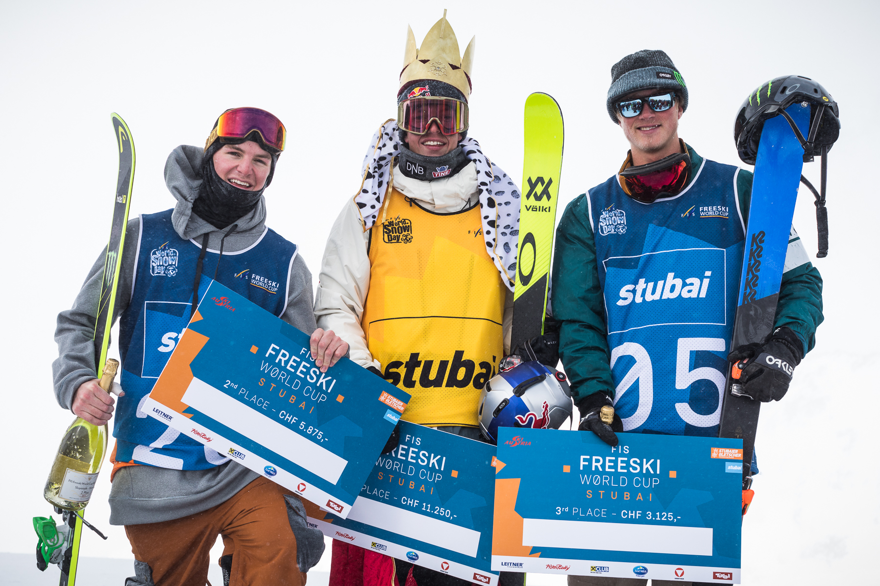 FIS Freeski World Cup Stubai 2017 (foto: Tom Bause)